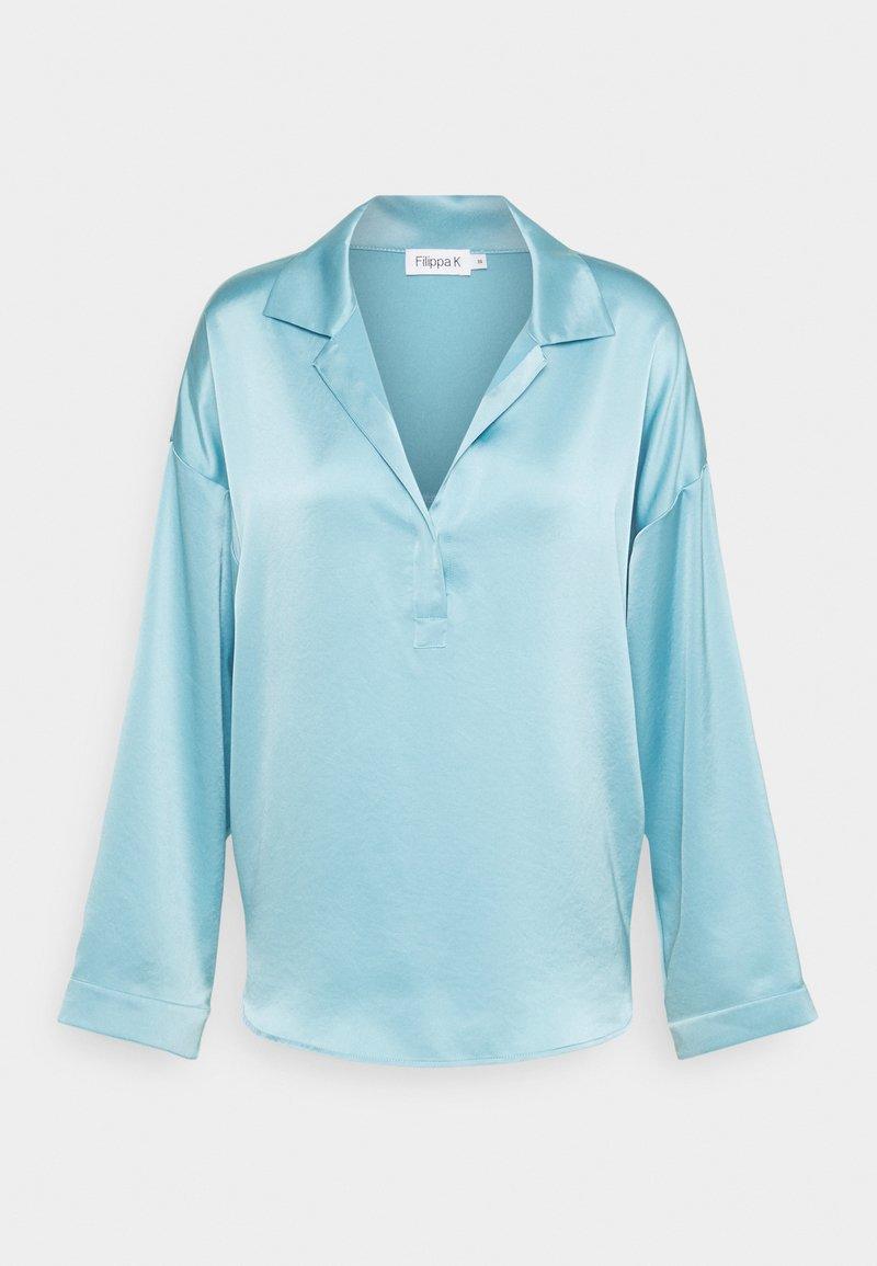 Filippa K - LOVISA - Košile - turquoise