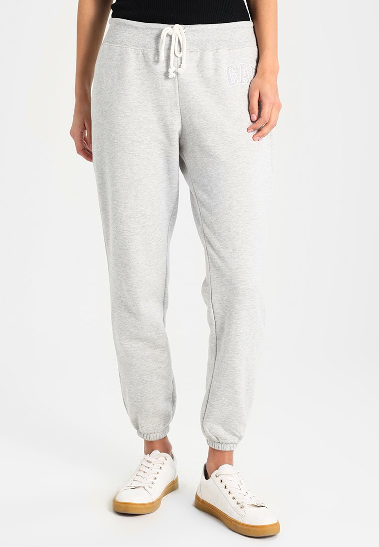 GAP - Träningsbyxor - light heather grey