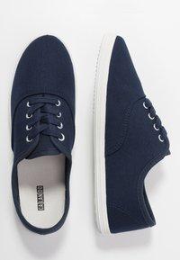 CALANDO - Trainers - dark blue - 3