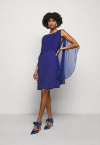Alberta Ferretti - DRESS - Cocktail dress / Party dress - blue - 1