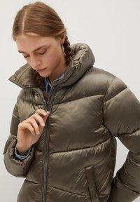 Mango - CLOCK - Winter jacket - grau - 3