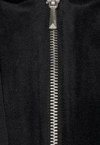 ONLY - ONLLAYA - Zip-up hoodie - black - 4