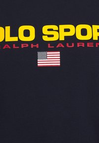 Polo Ralph Lauren Big & Tall - Print T-shirt - cruise navy - 2