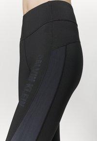 Calvin Klein Performance - FULL LENGTH TIGHT - Leggings - black - 4
