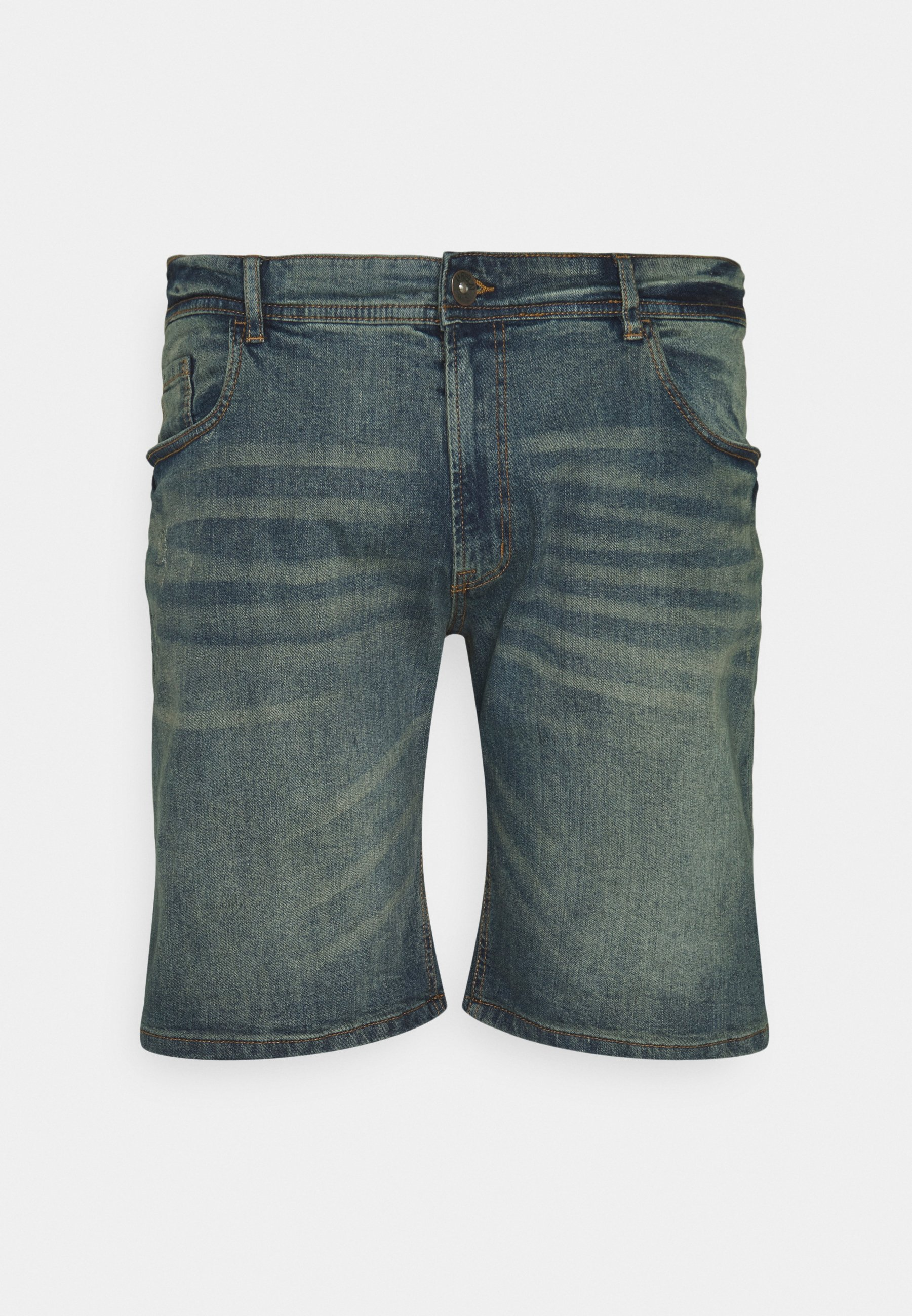 Men CHESTER - Denim shorts