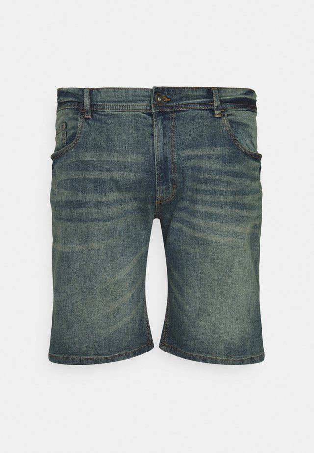 CHESTER - Jeansshort - egyptian blue