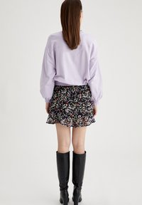 DeFacto - Mini skirt - purple - 2