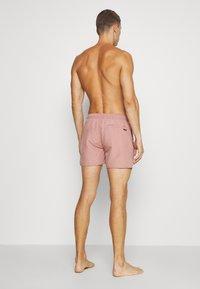Rip Curl - VOLLEY - Swimming shorts - mushroom - 2