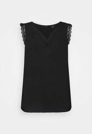 VMPOEL - Camiseta estampada - black