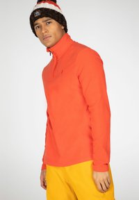 Protest - PERFECTO  - Fleece jumper - orange fire - 3