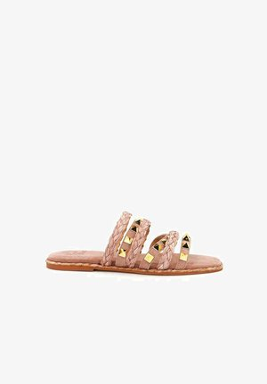 POLLY - Mules - pink