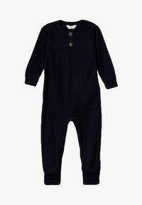 Joha - JUMPSUIT 2IN1 FOOT BABY - Pijama de bebé - navy - 4
