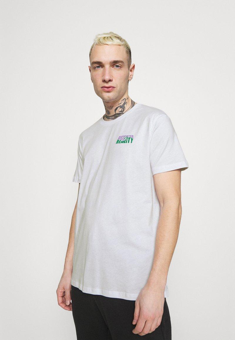 YOURTURN - UNISEX - T-shirts print - white