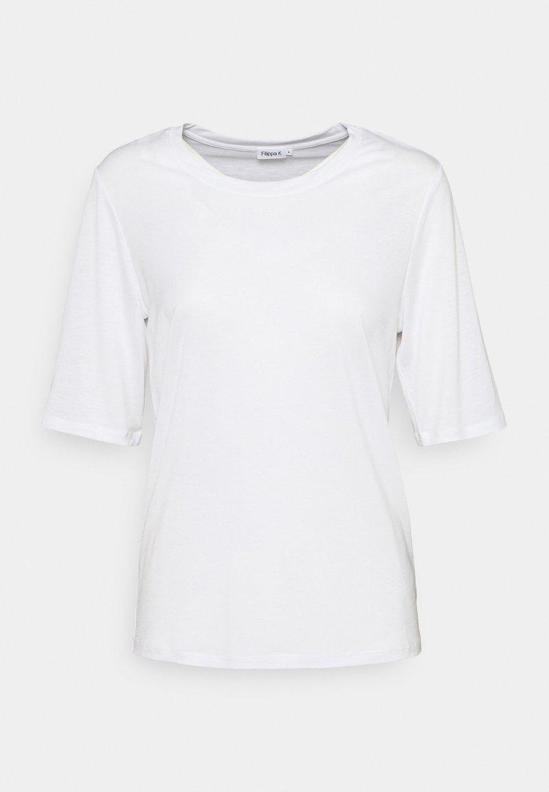 Filippa K - ELENA TEE - Jednoduché triko - white