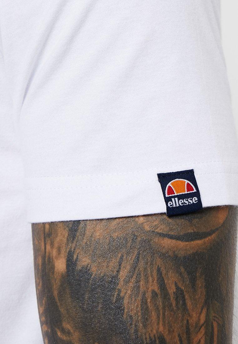 Ellesse Voodoo - T-shirts Med Print White/hvit