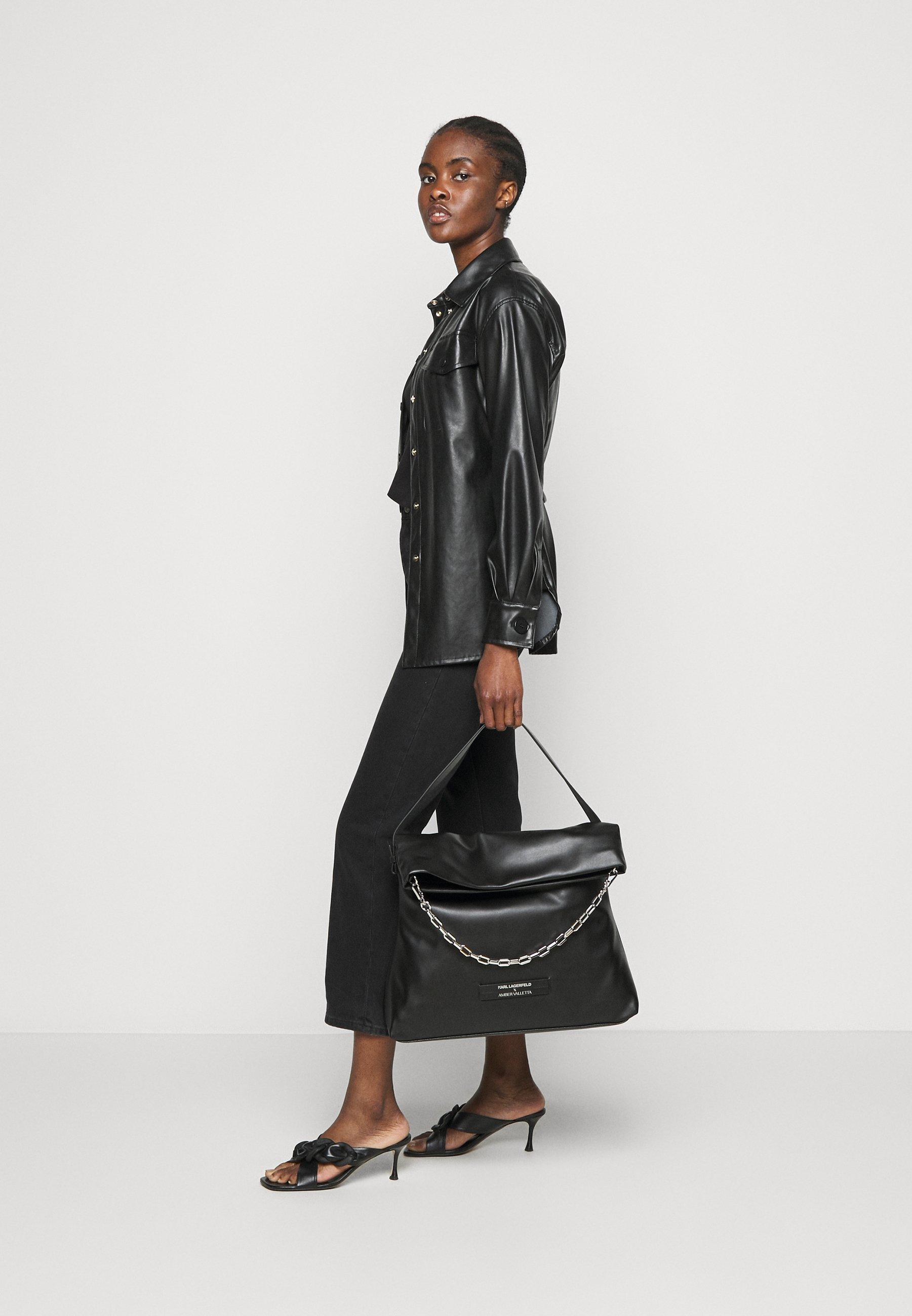 Women SUSTAINABLE AMBER VALLETTA KLXAV FOLDED TOTE - Handbag