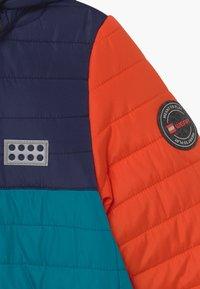 LEGO Wear - JOSHUA JACKET UNISEX - Zimní bunda - dark turquoise - 3
