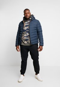 Brave Soul - GRANTPLAIN PLUS - Winter jacket - navy - 1