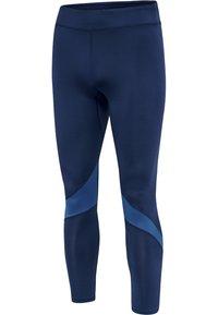 Hummel - HMLALONZO  - Leggings - medieval blue - 5