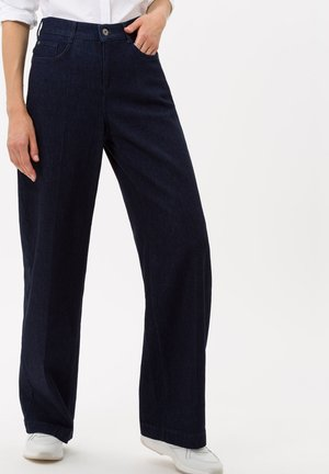 STYLE MAINE - Trousers - clean dark blue