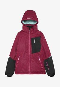 Icepeak - LEEDS  - Lyžařská bunda - burgundy - 3