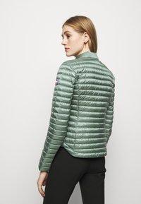 Colmar Originals - LADIES JACKET - Down jacket - mineral/light steel - 2