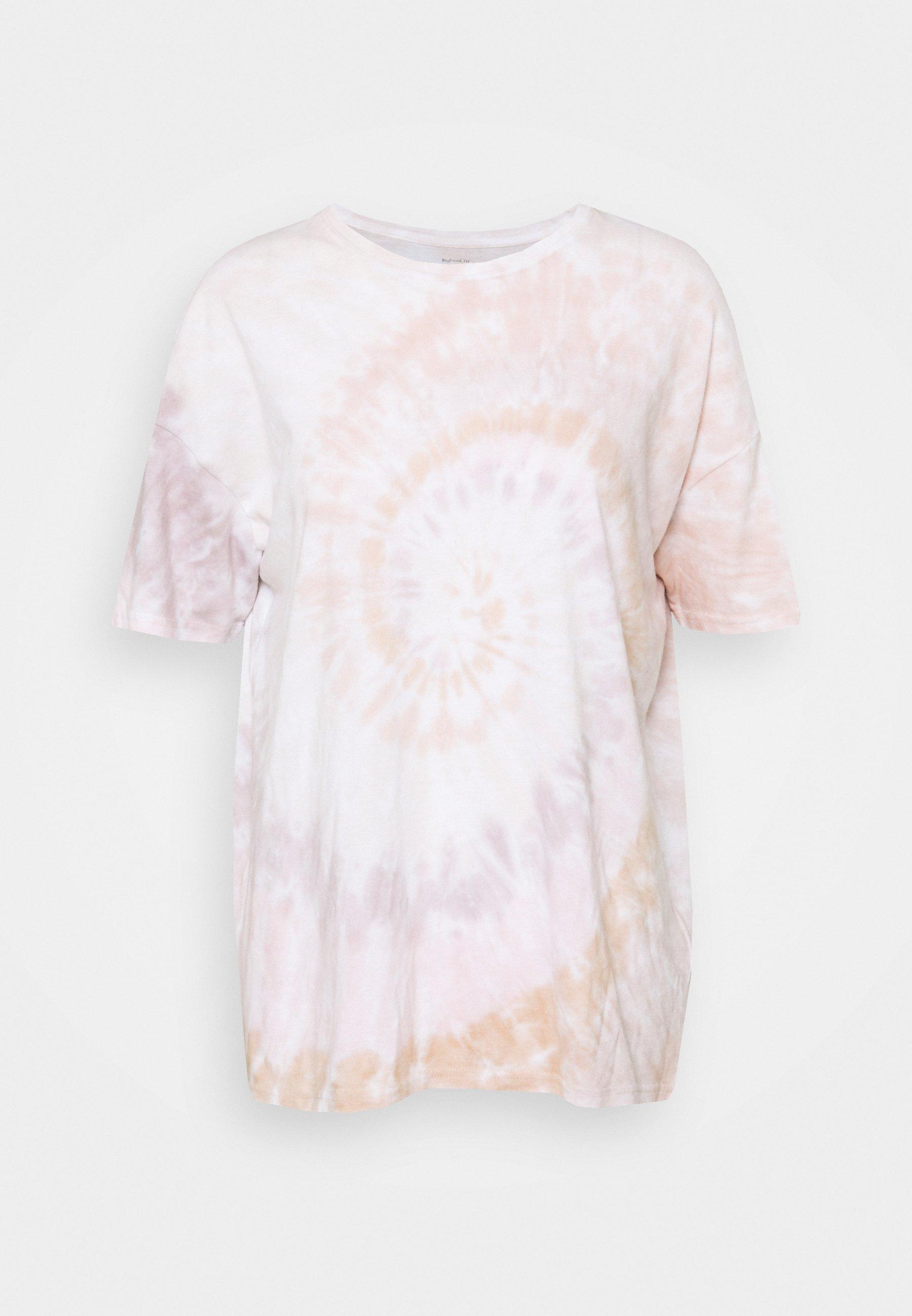Women BOYFRIEND TEE PATTERN  - Print T-shirt