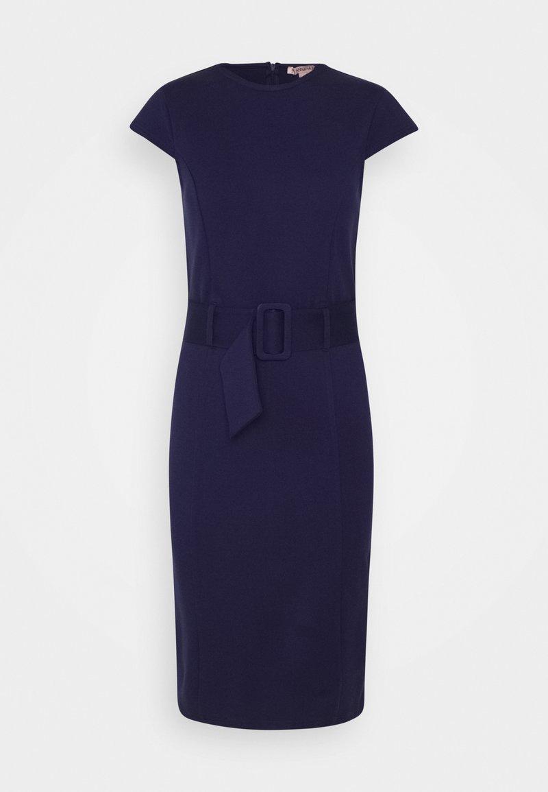 Anna Field - Vestido de tubo - evening blue