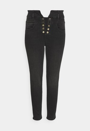 SELVAGGIA - Jeans Skinny - black