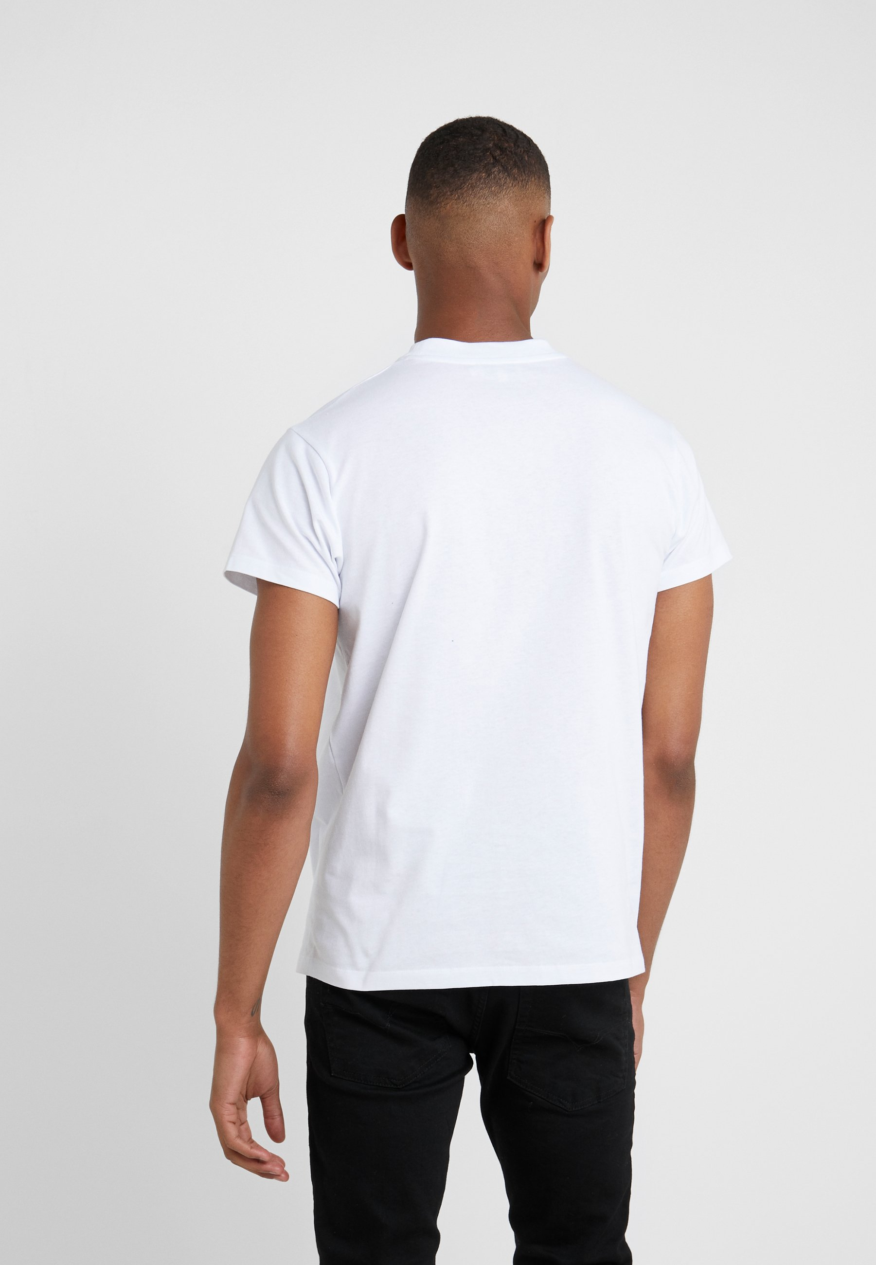 Fiorucci VINTAGE ANGELS - Print T-shirt - white dW9Fu