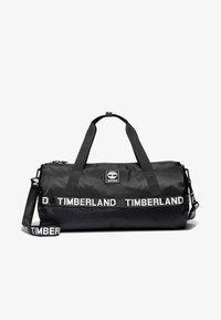 Timberland - DUFFEL TWILL - Holdall - black - 2