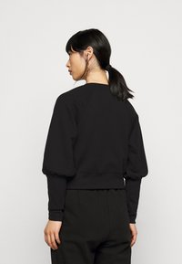 Pieces Petite - PCROSAN - Long sleeved top - black - 2