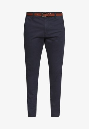 GOVER - Chinos - navy