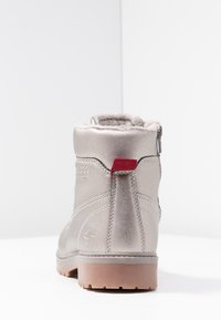 KangaROOS - RIVETER - Ankle boots - silver - 5