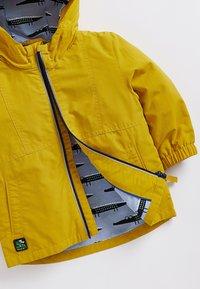 Next - Light jacket - yellow - 3