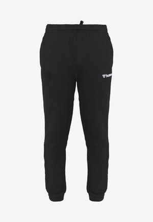 AUTHENTIC PANT - Träningsbyxor - black/white