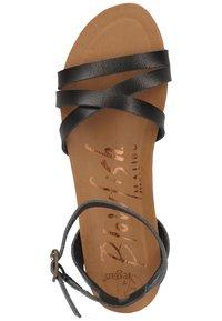 Blowfish Malibu - Ankle cuff sandals - black - 5