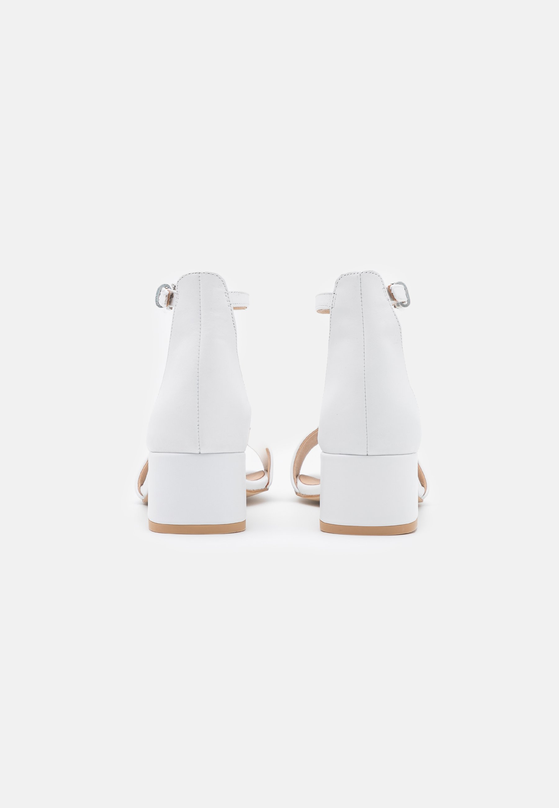Best Authentic Wholesale Quality Women's Shoes Anna Field LEATHER Sandals white XrUnyfSfY xwjGelLbO