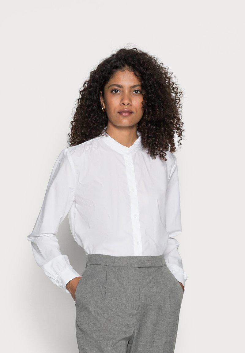 Esprit - POPLIN - Blouse - white