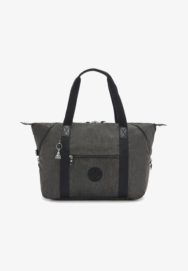 PEPPERY ART M - Borsa da viaggio - black peppery