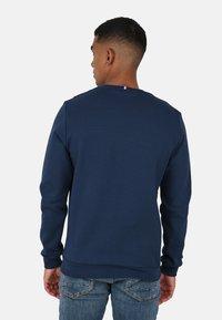 le coq sportif - ESS CREW N2 - Sweater - blue - 2