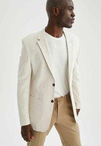 DeFacto - Blazer jacket - ecru - 3