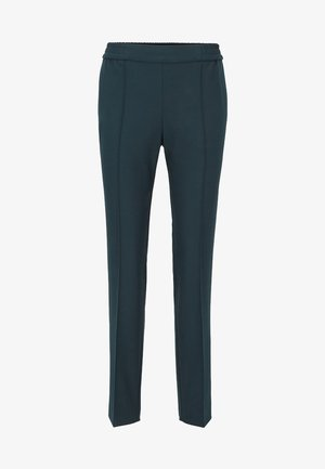 TAHWANI - Tracksuit bottoms - dark green