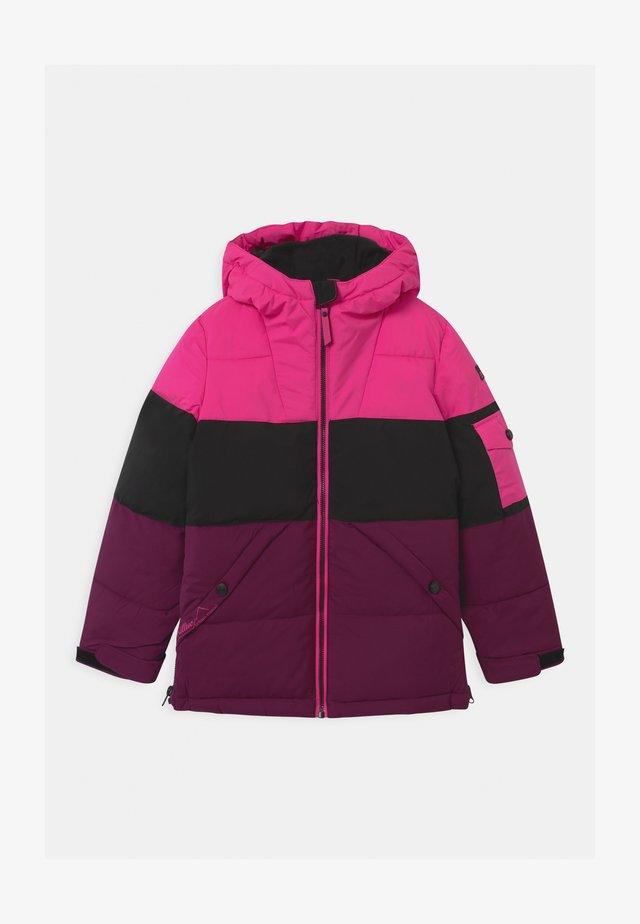 FLUMET - Winter jacket - neon pink