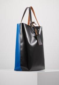 Marni - Shopping Bag - black/blue - 3