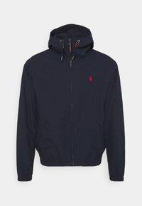 Polo Ralph Lauren - POPLIN HOODED JACKET - Summer jacket - aviator navy - 5