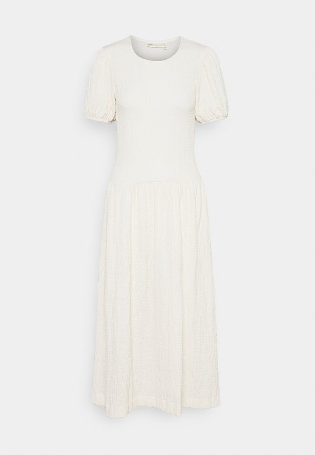 ULRIKAIW DRESS - Day dress - whisper white