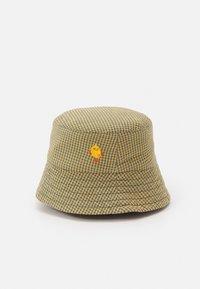 TINYCOTTONS - BUCKET HAT - Hat - sand/iris blue - 1