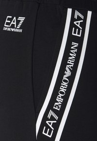 EA7 Emporio Armani - Tracksuit bottoms - black - 6