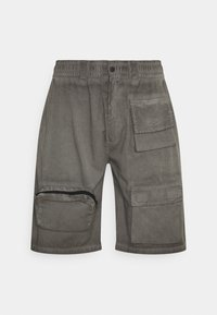 Caterpillar - TRIPLE POCKET WORKWEAR - Shorts - grey - 0